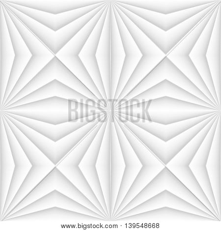 Abstract white background pattern for best design idea