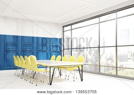 Office In Modern New York