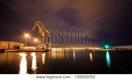 Docks Of Trieste