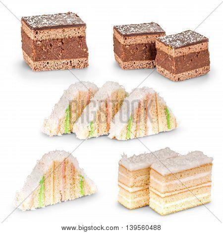 Various Layered Cake