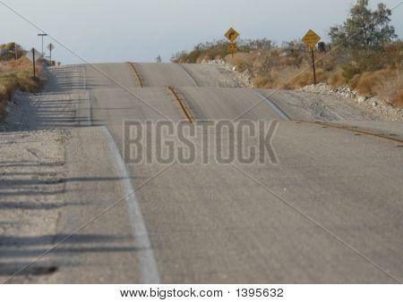 Desert Highway Dips 1