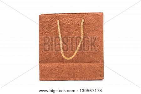 paper bag  food, drink on white background
