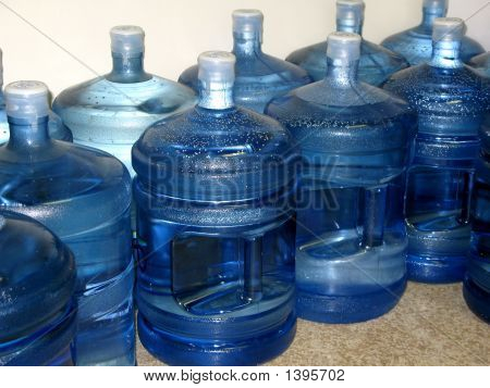 Bottles Of Water