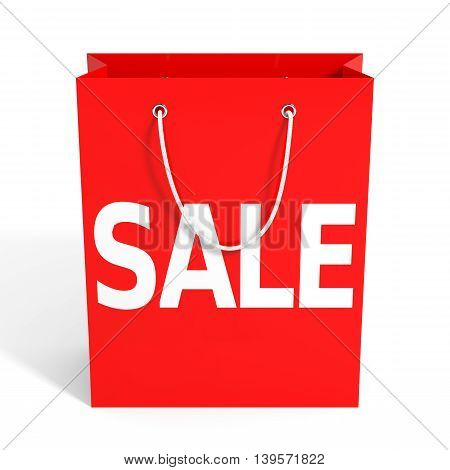 Shopping Bag. Sale.