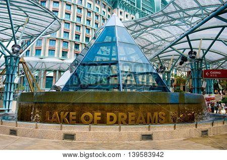 """lake Of Dreams"""