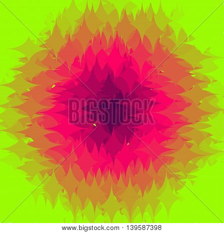 Abstract gradation Design shapes background, vector illustration EPS