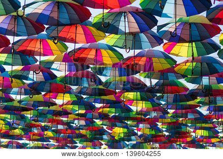 Umbrella Abstract Design