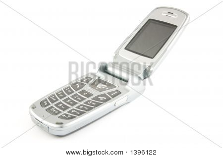 Modern Clamshell Phone