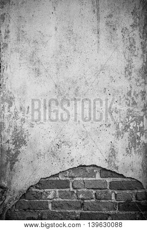 grunge old wall texture vignette effect background