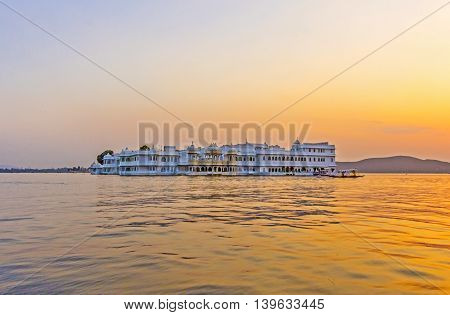 The Lake Palace, Udaipur Rajasthan