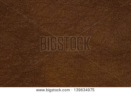 Natural brown leather texture Natural brown leather texture