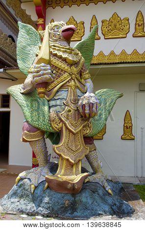 Statue Garuda