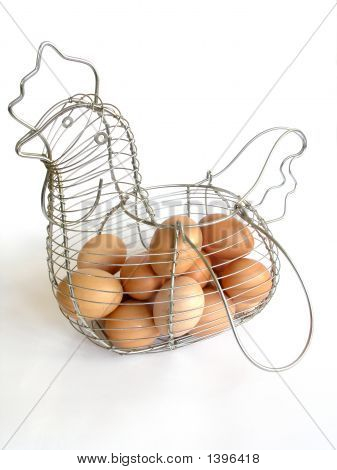Eggs In The Basket 1