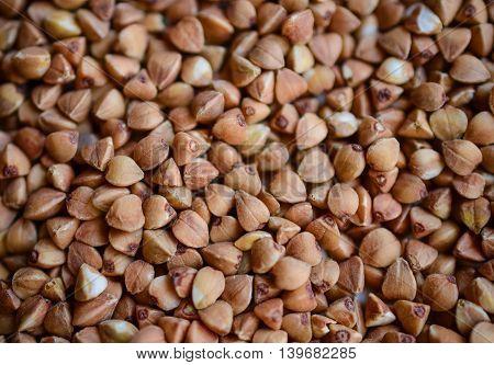 background, brown, buckwheat, grain, cereals, cooking, diet,