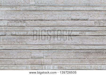 Gray Stone Wall Closeup