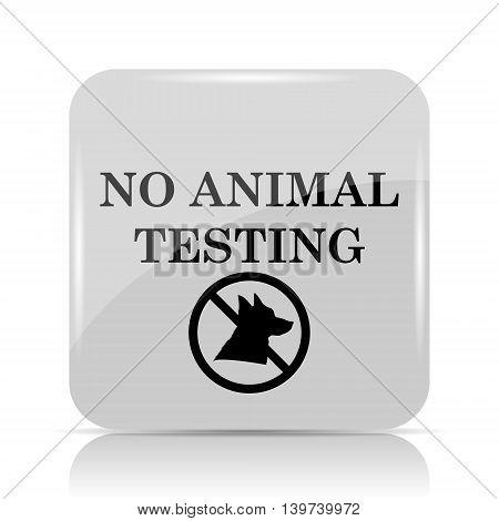 No Animal Testing Icon
