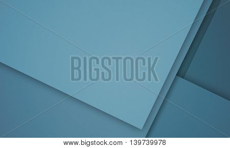 Modern creative horisontal colorful material design background