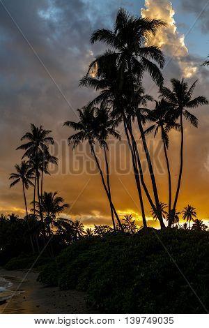Kawaikui Sunset