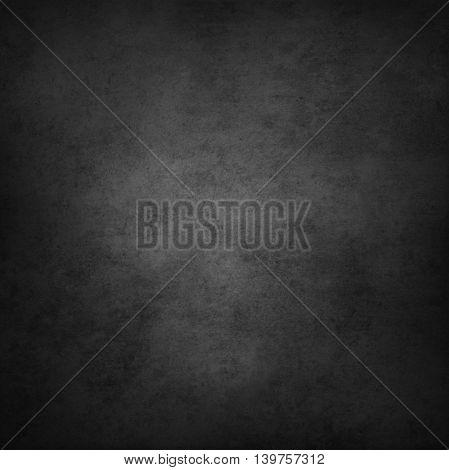 Blank dark edges black background