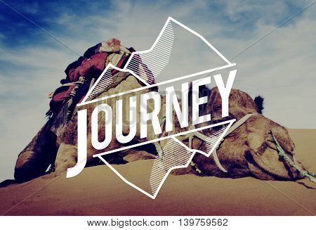 Journey Exploration Destination Adventure Holiday Concept