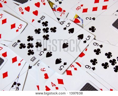Cards Texture