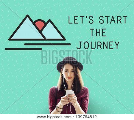 Travel Journey Adventure Exploration Explore Concept