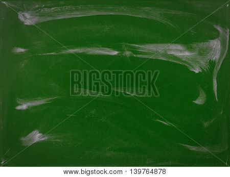 Green chalkboard. Texture background. Green chalkboard. Texture background.
