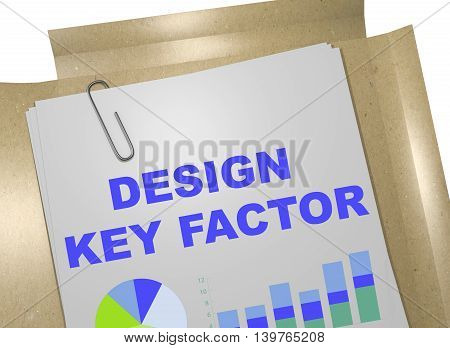 Design Key Factor Concept