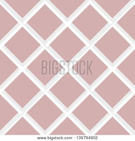 Geometric abstract vector background. Seamless modern pattern with diagonal lines