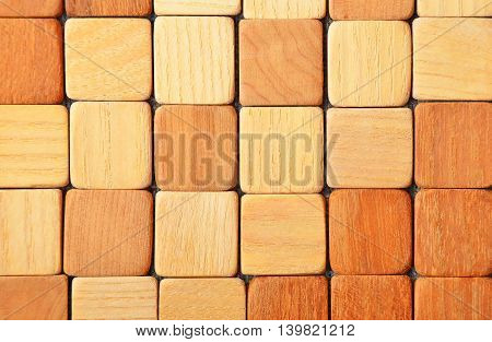 Wooden Textured Background