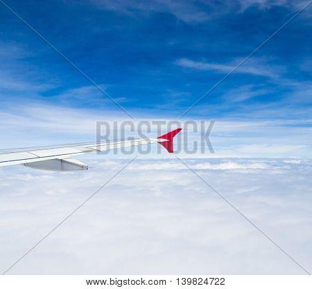 Cloudscape Around Ocean of Clouds