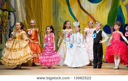 Children's Beauty Contest