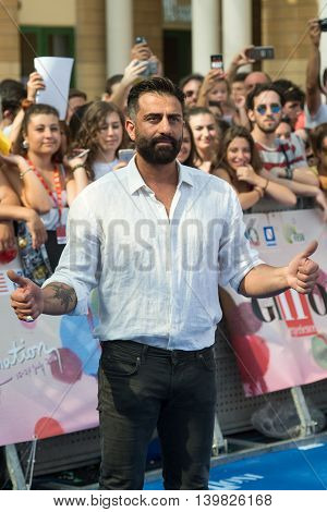 Actor Simone Montedoro