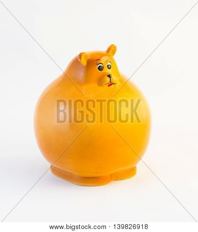 Children's Money Box For The Money