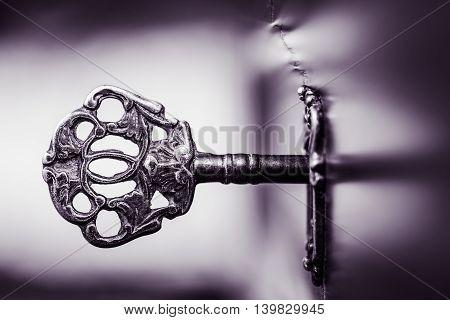 Mystery Ancient Key