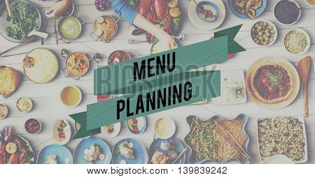 Planning Ideas Objective Operation Solution Vision Concept