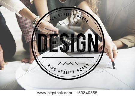 Design Creative Ideas Objective Draw Concept