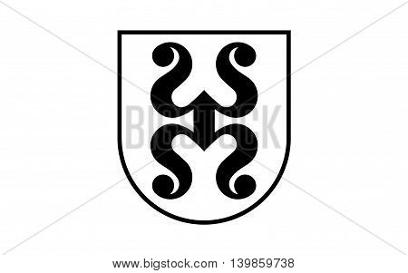 Flag of Bad Durkheim is a spa town of the Bad Durkheim district in Rhineland-Palatinate Germany