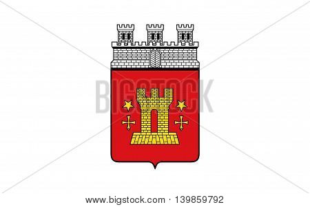 Flag of Bitburg is a city in Rhineland-Palatinate Germany