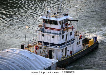Cumberland Barge 2 B