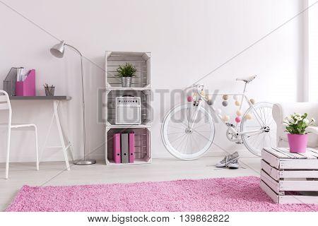 Female Work Space