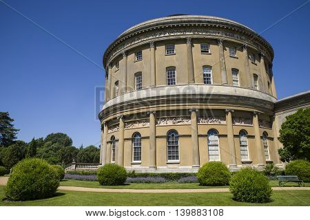 The beautiful Ickworth House in Suffolk UK.