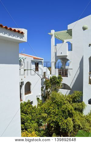 Callao Salvaje modern apartments in Tenerife Spain