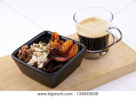 Полезный завтрак: овсяные