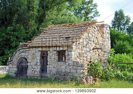 Ancient Barn