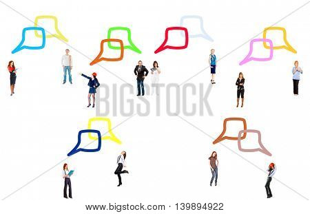 Common Teamwork Conversations in a Company