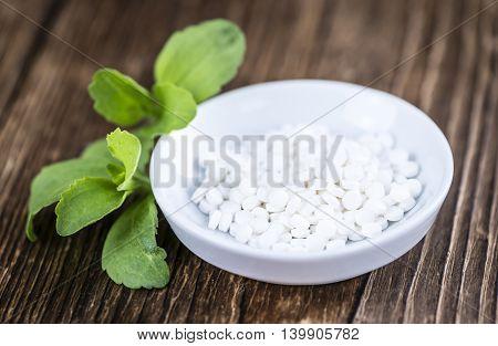 Stevia Sweetener Pills