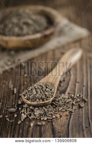 Dried Valerian Roots