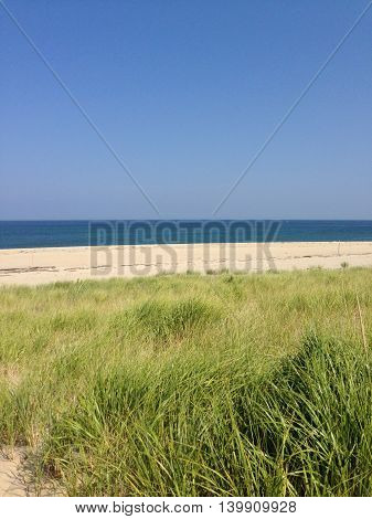 Dunes at Race Point Beach, Provincetown, Cape Cod