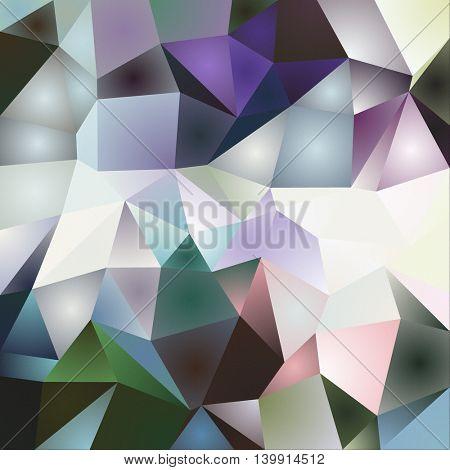 Crystal Like Pattern